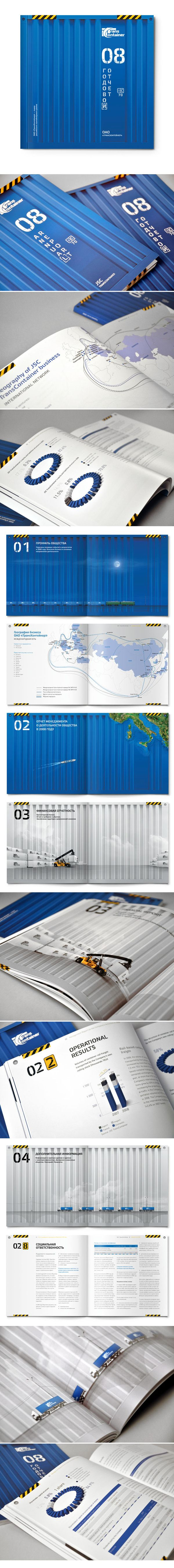 Trans Container Annual Report