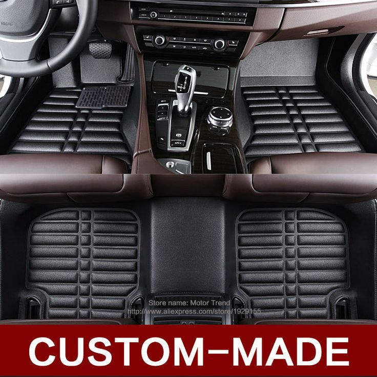 Custom fit Car Seat Cover special for Audi Q5 3D heavy duty all weather car styling rugs carpet floor liners(2009-present)