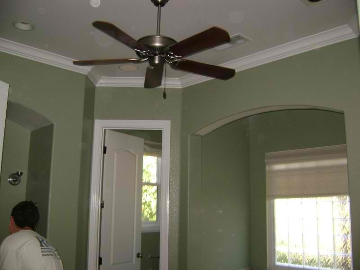 Crown molding, high ceilings, and interesting architecture offer a beautiful interior view for our homeowner.Interiors View, Interiors Painting, Architecture Offering, Living Room, Interesting Architecture, Crown Moldings, Beautiful Interiors, High Ceilings, Crowns Moldings