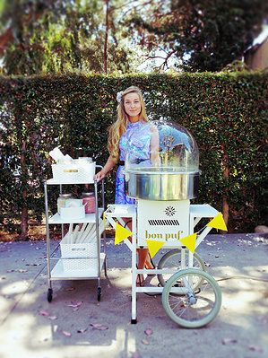 Bon Puf Los Angeles | Cotton Candy