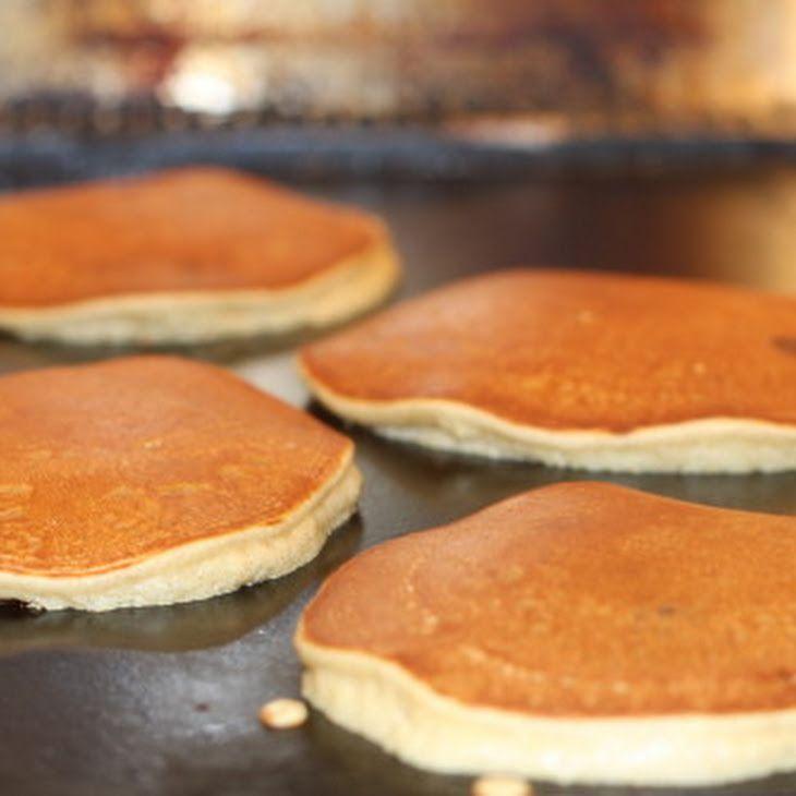 Coconut Flour Pancakes (Gluten Free/Grain Free/Low Carb