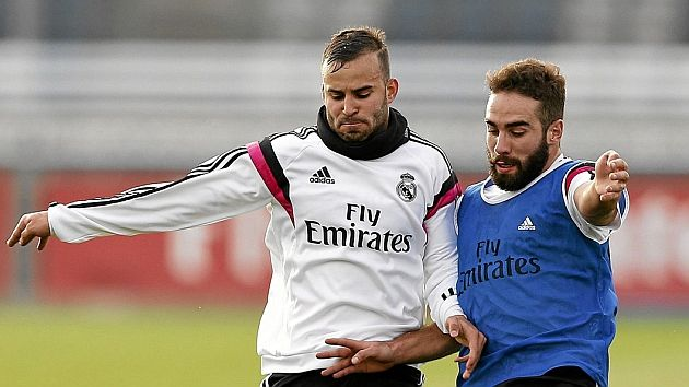 Jesé's back! - All eyes will be on Jesé Rodríguez in Real Madrid's upcoming cup match against Cornellà. He is quite ready to return to action, and will be the most important newcomer to Ancelotti's squad for the game. The youngster will provide a spark of interest to a fixture which is otherwise a foregone conclusion given that Real Madrid already won the first leg 4-1.   MARCA.com (English version)