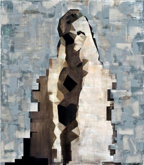 Erdinç Babat  | momentary feelings  mixed technique on canvas | 150x130cm artworks-erdincbabat, cepgallery,