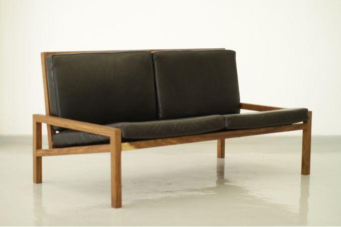 Sally Slanter Couch by Wolf & Maiden Creative Studio