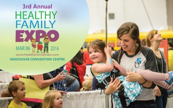 The Healthy Family Expo Returns to Vancouver This March! #HFEsmallsteps