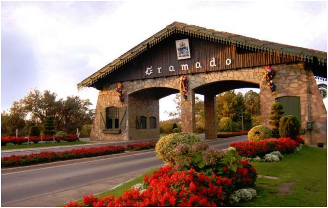 Hotéis e pousadas em Gramado. Confira descontos #turismo #Brasil