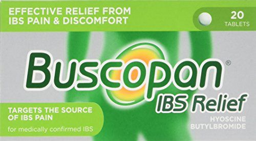 buscopan ibs relief 40 tablets