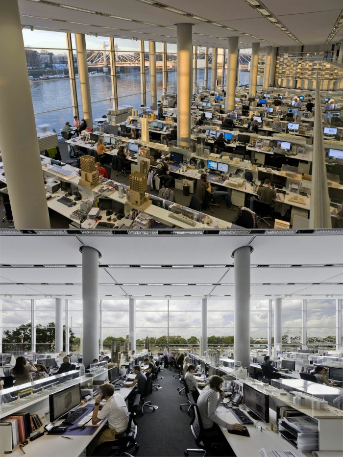 awesome open office plan coordinated. A Huge Open Plan Office! #openplanoffice Cubicles.com Awesome Office Coordinated E