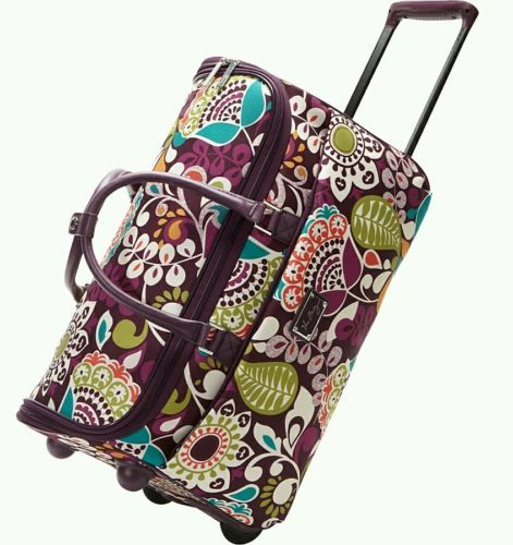 17 Best ideas about Vera Bradley Duffel Bag on Pinterest | Vera ...
