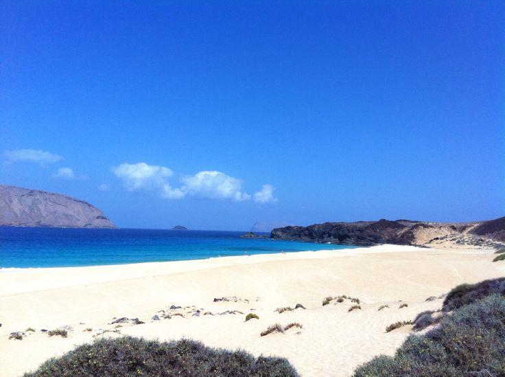 Isla La Graziosa-Lanzarote