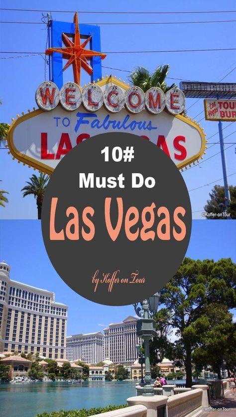Las Vegas Urlaub Las Vegas Vegas Und Las Vegas Trip