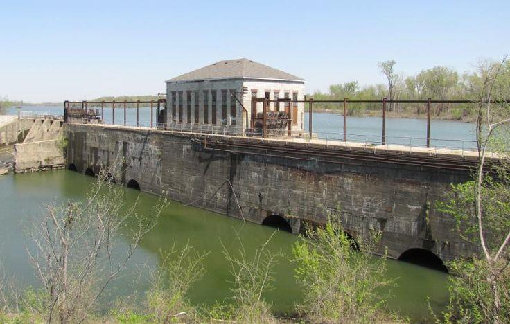 Empire Hydroelectric Dam