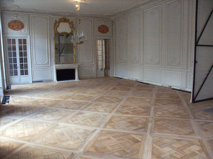 les 25 meilleures id es de la cat gorie parquet versailles sur pinterest carrelage parquet. Black Bedroom Furniture Sets. Home Design Ideas