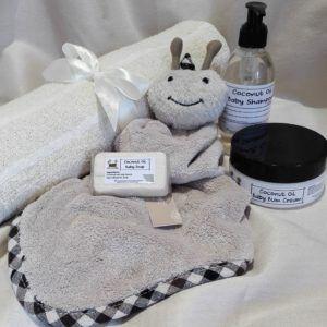 Gift Hamper - Baby Shower Organic