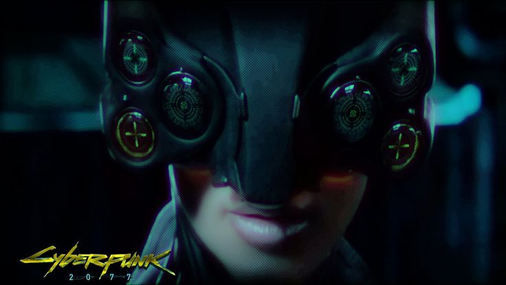 cyberpunk 2077 wallpaper girl by Romix44 on DeviantArt