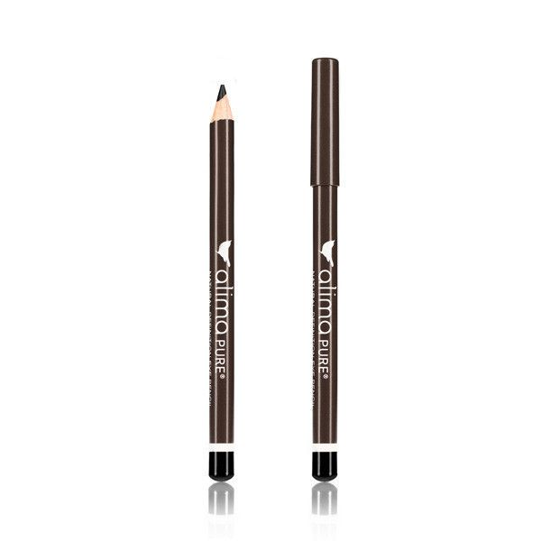 Natural Definition Eye Pencil Alima Pure in Coffee