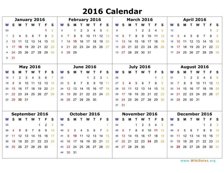 2016 calendar template 03