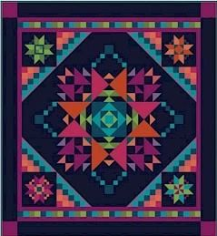1000 Images About Medallion Star Quilts On Pinterest