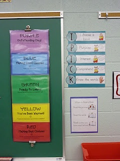 Behavior management - middle school is just as in need of this
