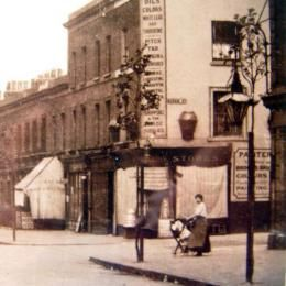 Barque St | Isle of Dogs Heritage & History