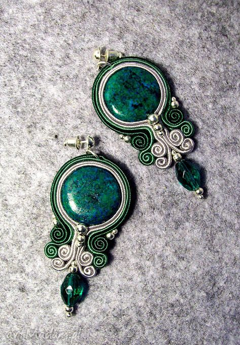 Soutache - would give a great accent to a formal look
