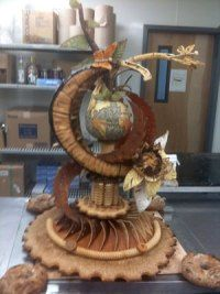bread sculpture images | ... bread category, but the US National Baking Team won First Place