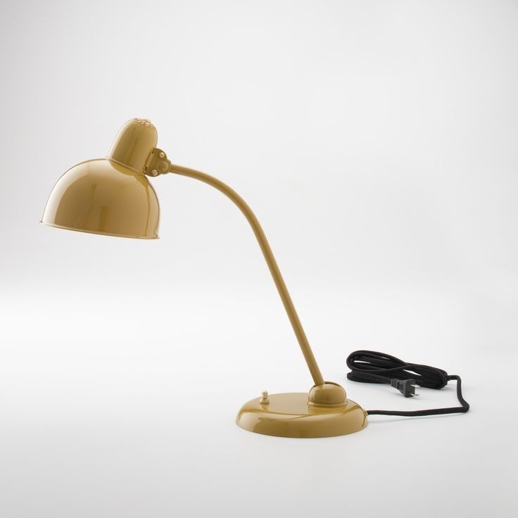 Lore Table & Desk Lamp from Schoolhouse Electric