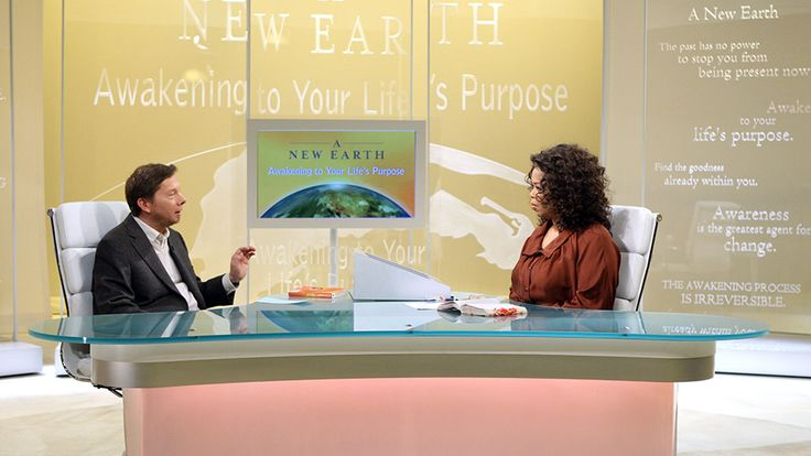 Oprah and best-selling author Eckhart Tolle continue their series based on Eckhart's book 'A New Earth' by examining Chapter 9, 'Your Inner Purpose.'