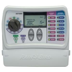 Rain Bird, 6-Station SST600i Indoor Simple-To-Set Irrigation Timer, SST600I at The Home Depot - Mobile