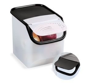 Access Mates® Large Container With Veg Out Panel | Perfect For Counter Top  Storage. Onion StoragePotato ...