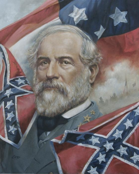 Robert E. Lee, a man of character and integrity