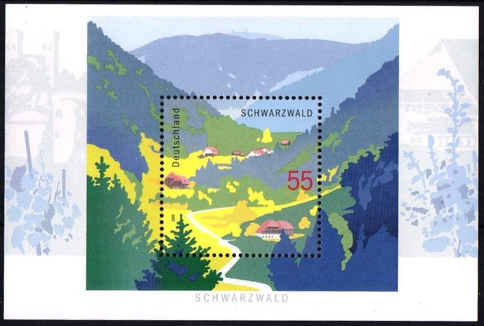 Forest / Forests / Ecosystems on Stamps - Stamp Community Forum - Page 9