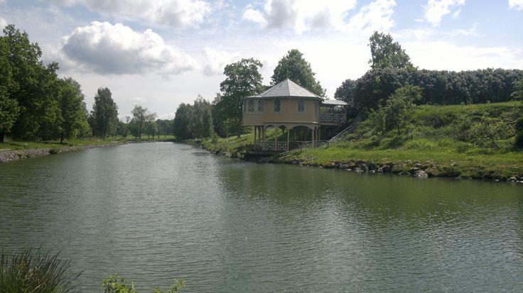 Göta kanal, Östergötland