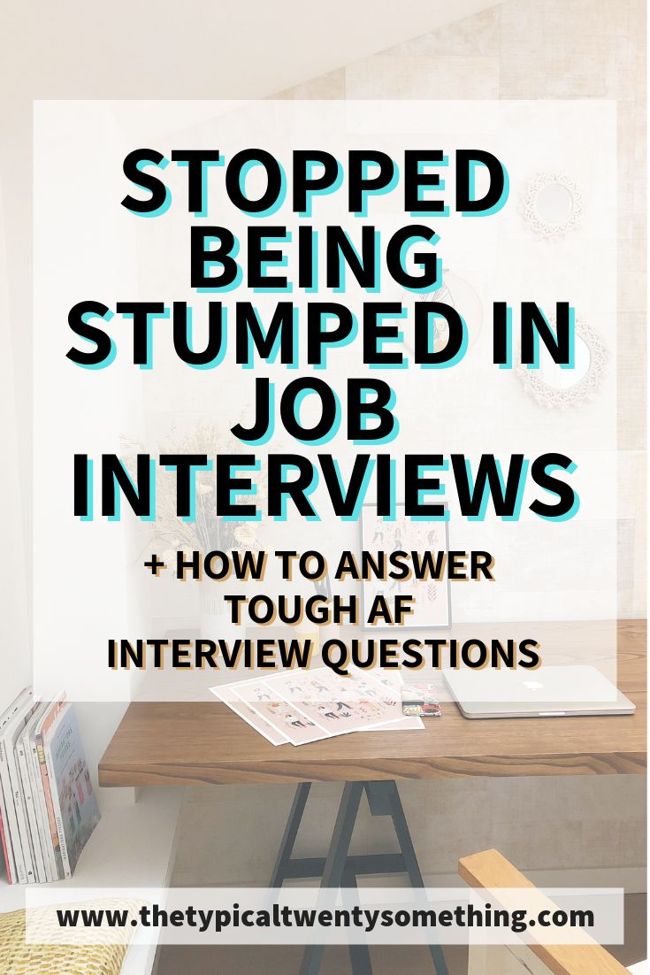 How To Answer The Interview Question: Tell Me About Yourself