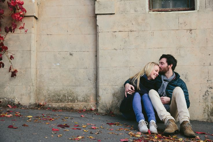 Daylesford Engagement session