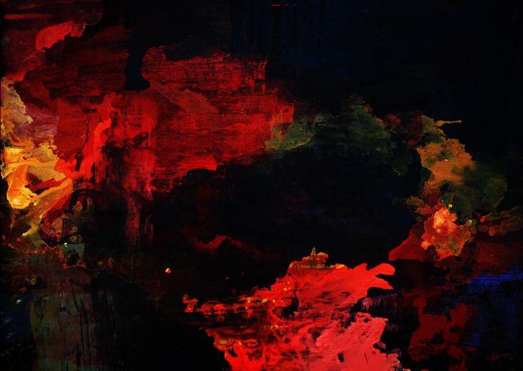 Tenebrismo Abstracto