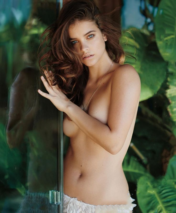 Barbara Palvin for Maxim December/January 2017