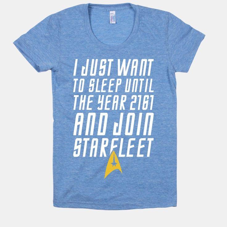 Join Starfleet | T-Shirts, Tank Tops, Sweatshirts and Hoodies | HUMAN