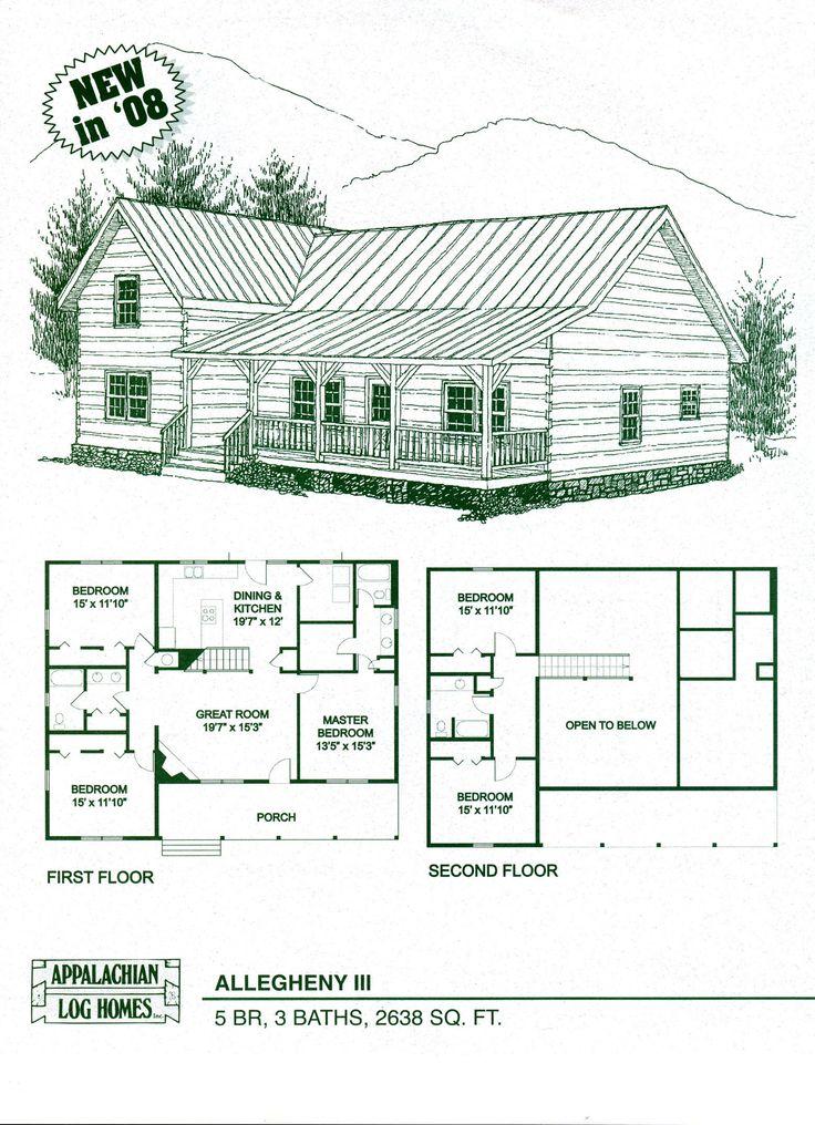 house plans log cabin