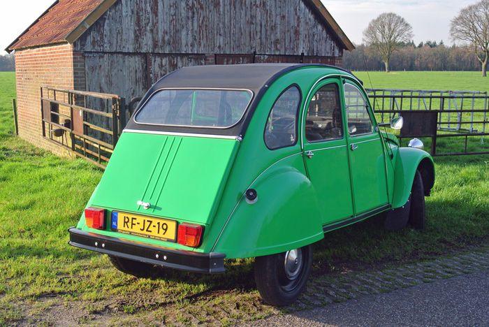 Citroën 2CV6 Club - 1987
