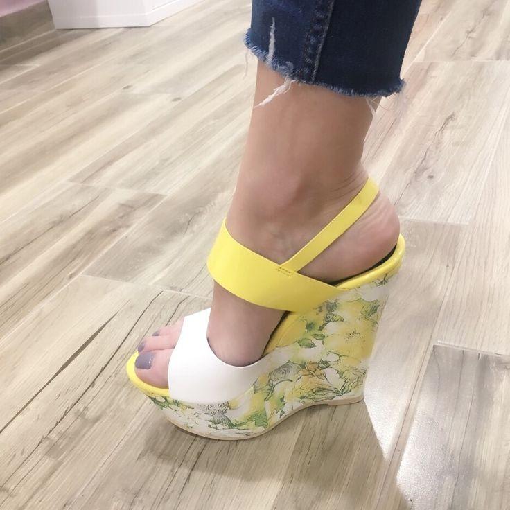 Platform shoes!