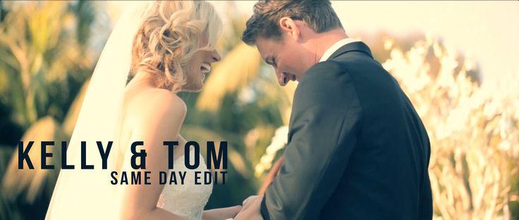 KELLY + TOM: Same Day Edit Wedding Video