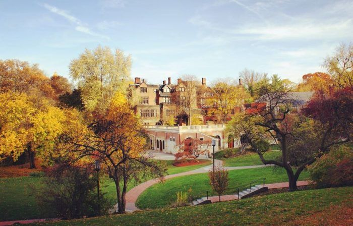 These 9 Haunted Universities In Pennsylvania Will Terrify You Chatham University Haunted Places University