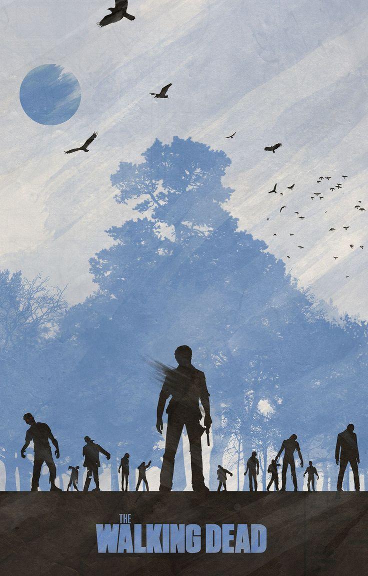 The Walking Dead Poster Series - Season 3
