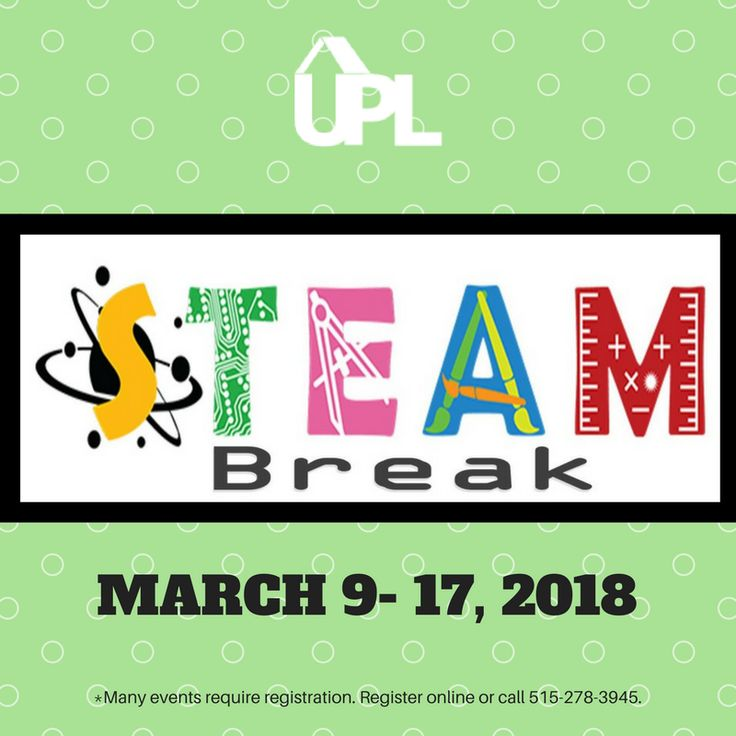 90 best teen corner images on pinterest from march 9 17th urbandale public library will be hosting different events each day centered all steam science technology engineering art and math fandeluxe Image collections