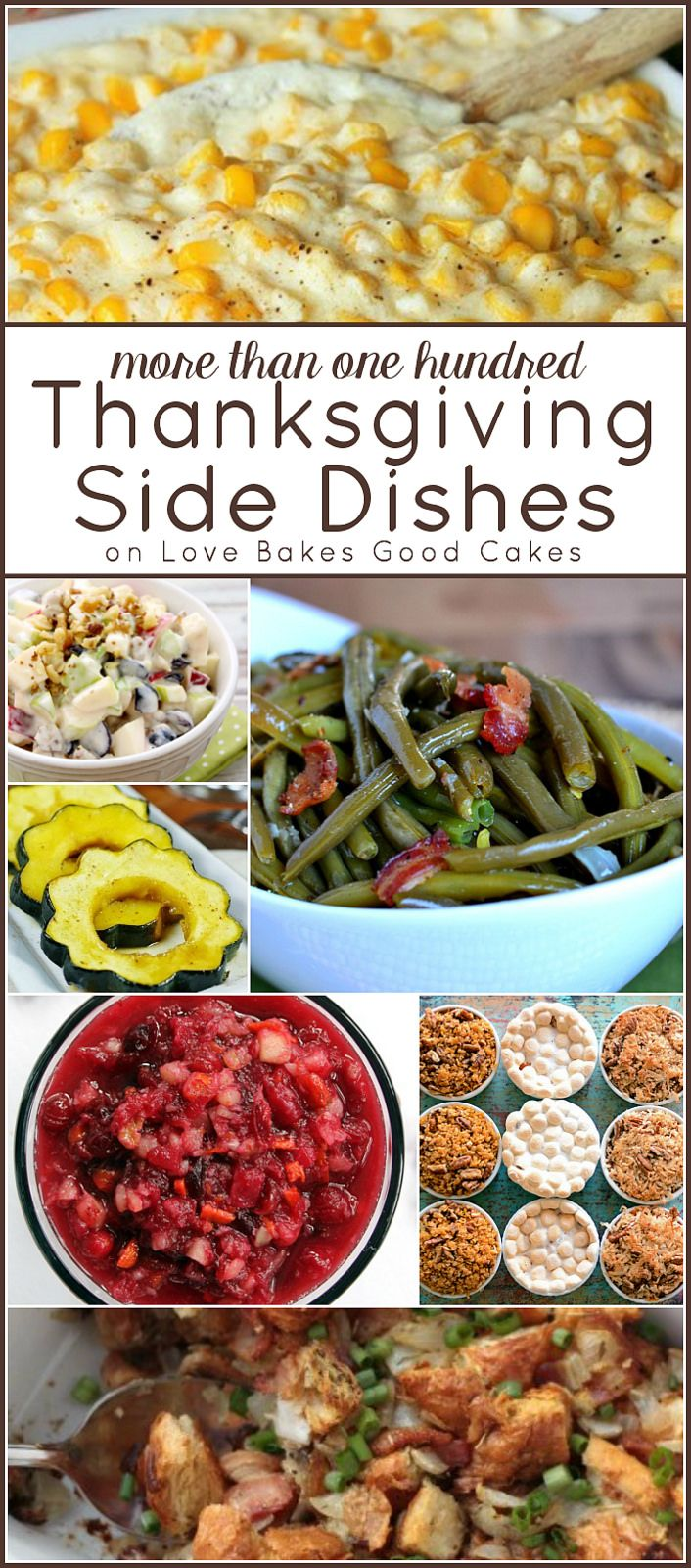 More than 100 Thanksgiving Side Dishes - There's something for everyone! | Flickr - Photo Sharing!