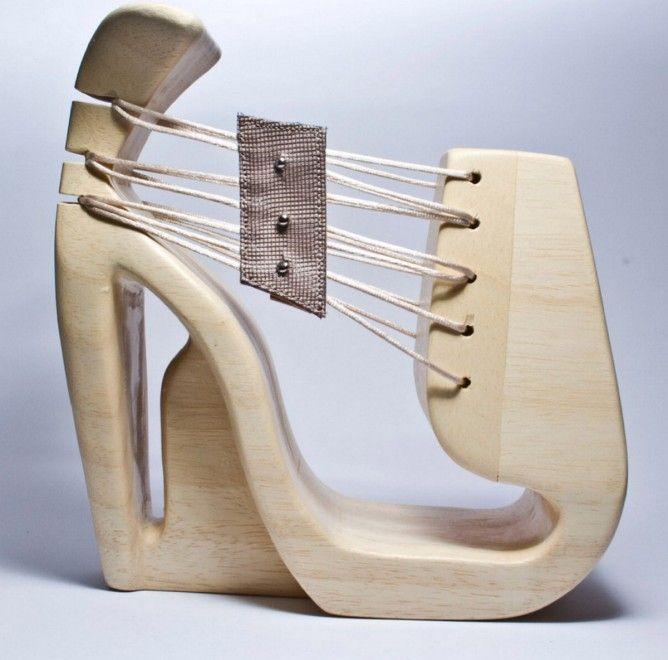 Vigevano, scarpe di design senza confini alla creatività