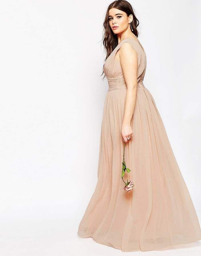 Abiti Da Sera Asos.Asos Wedding Maxi Dress With Ruched Panel Maxi Wedding Asos