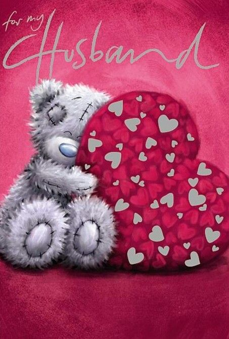 for my Husband... Love You!