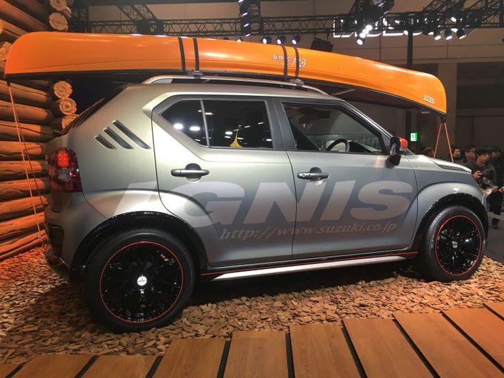 Suzuki Ignis iM-4: This Is It, Canoe Sold Separately